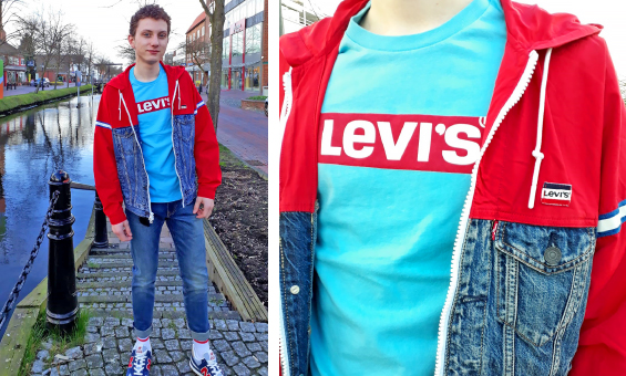 Filiale News - Coole Mode von Levi's