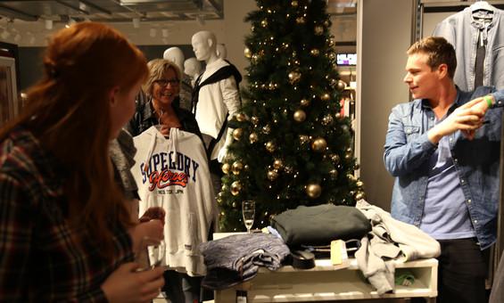 Exklusives Christmas - Shopping